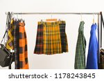 fashion stripy clothing with...   Shutterstock . vector #1178243845