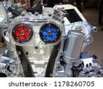 model of new car double... | Shutterstock . vector #1178260705