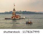 istanbul turkey august 18 2018... | Shutterstock . vector #1178267995