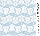 vector seamless pattern luxury... | Shutterstock .eps vector #1178296645