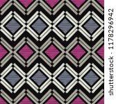ethnic boho seamless pattern.... | Shutterstock .eps vector #1178296942
