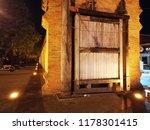 tha pae gate  thailand   Shutterstock . vector #1178301415