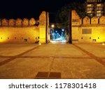 tha pae gate  thailand   Shutterstock . vector #1178301418