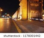 tha pae gate  thailand   Shutterstock . vector #1178301442