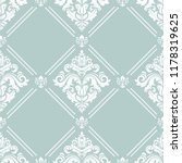classic seamless vector pattern.... | Shutterstock .eps vector #1178319625