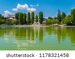campina  romania   august 16 ... | Shutterstock . vector #1178321458