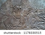 Ancient Babylonia and Assyria sculpture from Mesopotamia