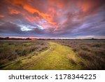 spiritual voyage concept rural...   Shutterstock . vector #1178344225