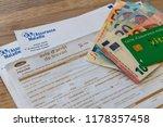 paris  france   september 07 ... | Shutterstock . vector #1178357458