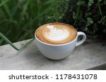 a cup of coffee | Shutterstock . vector #1178431078