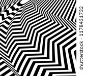 abstract black and white... | Shutterstock .eps vector #1178431732