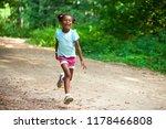 portrait of smiling african... | Shutterstock . vector #1178466808