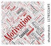 vector conceptual business... | Shutterstock .eps vector #1178522695