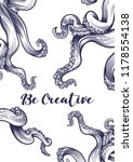 """be Creative"" Poster With..."