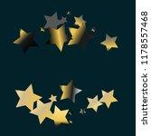 horizontal  border from...   Shutterstock .eps vector #1178557468