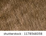 synthetic fur brown background. | Shutterstock . vector #1178568358