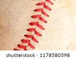sports equipment old baseball... | Shutterstock . vector #1178580598