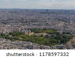 aerial view on luxembourg... | Shutterstock . vector #1178597332
