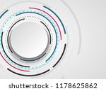 abstract bacgkround with... | Shutterstock .eps vector #1178625862