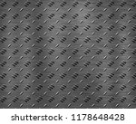 metal plate or background of...   Shutterstock . vector #1178648428
