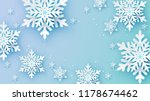 Snowflakes Design For Winter...