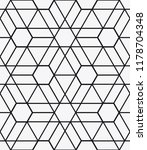 vector seamless pattern.... | Shutterstock .eps vector #1178704348