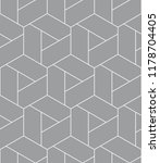 vector seamless pattern.... | Shutterstock .eps vector #1178704405