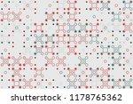 beautiful geometric pattern... | Shutterstock .eps vector #1178765362