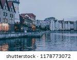 kaliningrad  russia  october 11 ... | Shutterstock . vector #1178773072