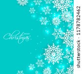 merry christmas party... | Shutterstock .eps vector #1178782462