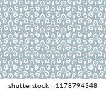 flower geometric pattern.... | Shutterstock .eps vector #1178794348
