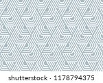 abstract geometric pattern with ... | Shutterstock .eps vector #1178794375