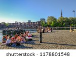shadwell basin  london  uk  ... | Shutterstock . vector #1178801548