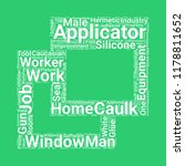 application windows word cloud...