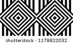 seamless pattern with striped... | Shutterstock .eps vector #1178822032