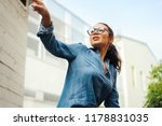 close up of young attractive... | Shutterstock . vector #1178831035