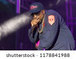 rapper big boi on stage at one... | Shutterstock . vector #1178841988
