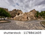 goreme  turkey   there are... | Shutterstock . vector #1178861605
