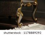 vintage furniture details | Shutterstock . vector #1178889292