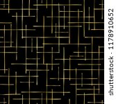 luxe gold criss cross weave... | Shutterstock .eps vector #1178910652