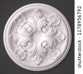 3d rendering beautiful white...   Shutterstock . vector #1178956792