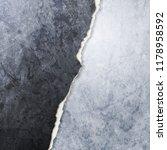 abstract grunge broken wall... | Shutterstock .eps vector #1178958592