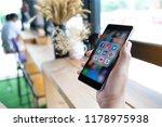 chiang mai  thailand   sep. 08... | Shutterstock . vector #1178975938