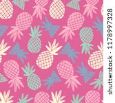 seamless pattern with the image ... | Shutterstock .eps vector #1178997328