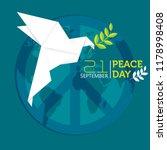banner international day of... | Shutterstock .eps vector #1178998408