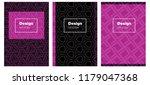 dark pink vector background for ...   Shutterstock .eps vector #1179047368
