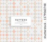 scandinavian seamless pattern | Shutterstock .eps vector #1179060748