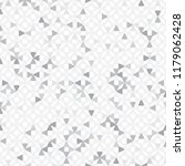 grey abstract geometric... | Shutterstock .eps vector #1179062428