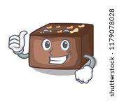thumbs up character homemade... | Shutterstock .eps vector #1179078028