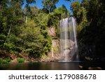 Milla Milla Falls  Queensland ...